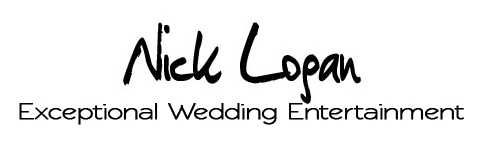 Nick Logan Wedding DJ ceremony music MC Auckland weddings
